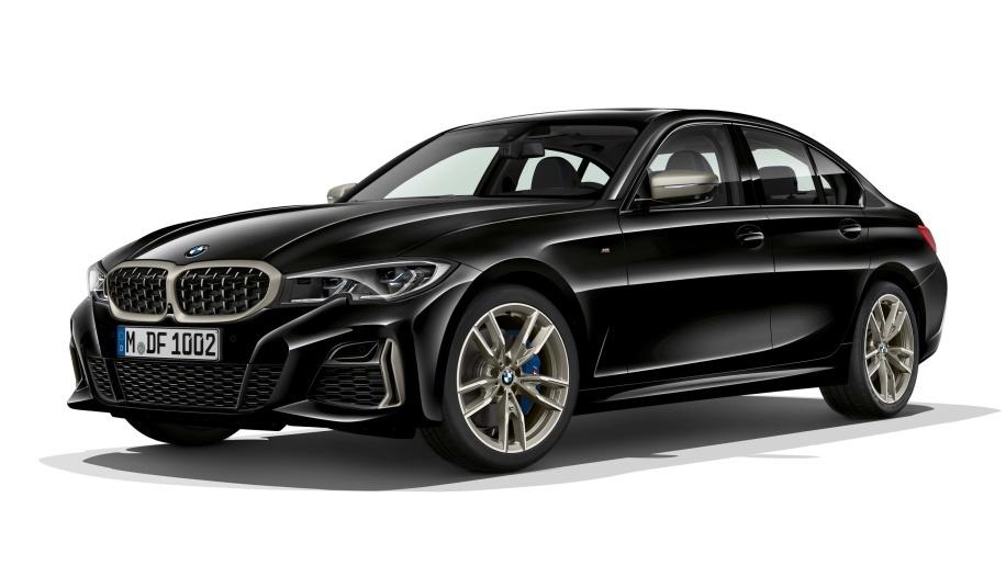 El nuevo BMW M340i llega con 374 CV y muchos elementos M