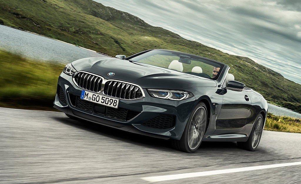 El nuevo BMW Serie 8 Cabrio es 8.000 € más caro que el Coupé en Alemania