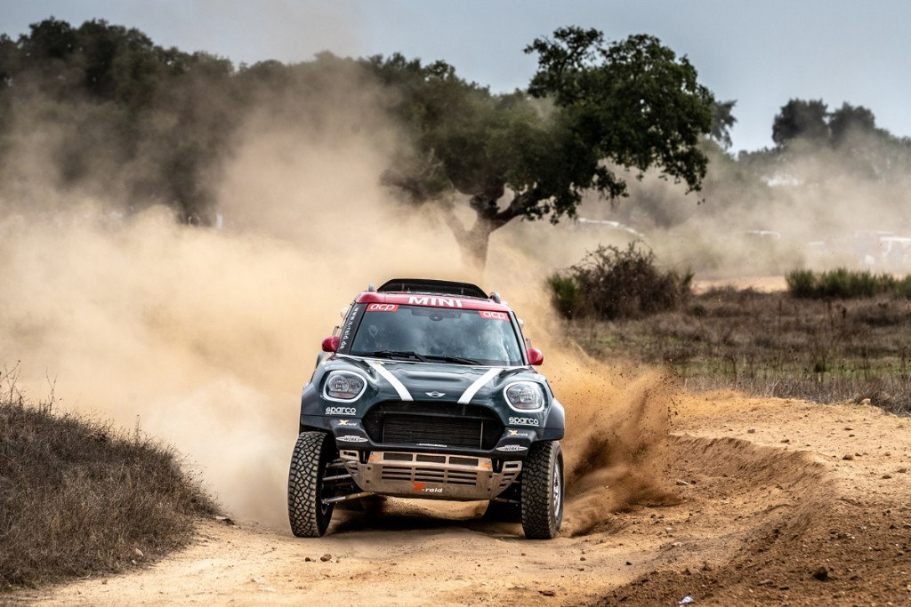Dakar 2019: X-Raid contará con cinco Mini JCW Rally 4x4