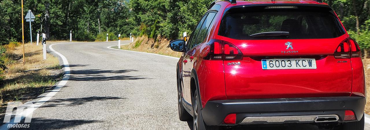 Prueba de consumo: Peugeot 2008 1.2 PureTech S&S 110 5v
