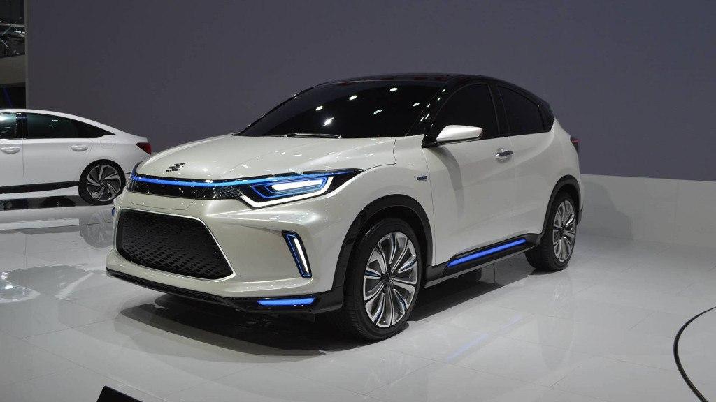 Honda revela las especificaciones de su primer SUV eléctrico para China
