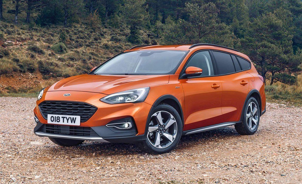 Ford Focus SportBreak Active, la carrocería familiar se 'crossoveriza'