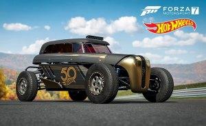 Los coches de Hot Wheels llegan, gratis, a Forza Motorsport 7