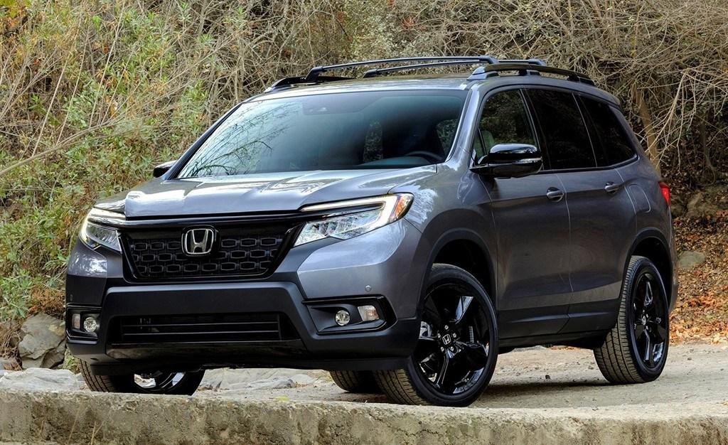 Honda Passport 2019, buscando el punto intermedio entre el CR-V y Pilot