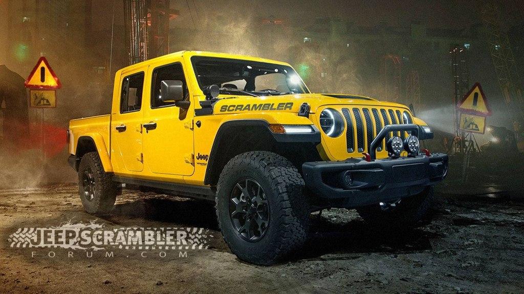 Filtración: el Jeep Wrangler pick-up se llamará Gladiator y no Scrambler