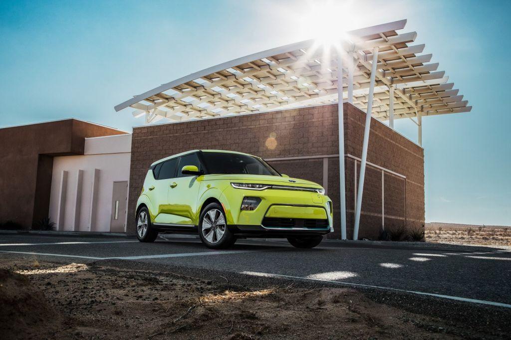 El nuevo Kia Soul EV 2020 cuenta con unas baterías de 64 kWh