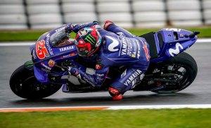 Maverick Viñales logra la pole del GP de Valencia de MotoGP
