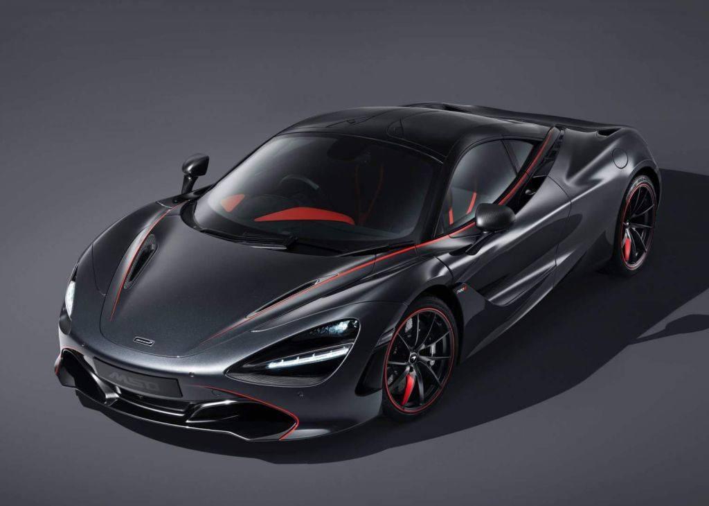 McLaren MSO presenta el nuevo 720S 'Stealth' one-off