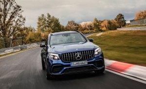 El Mercedes-AMG GLC 63 S ya es el SUV más rápido en Nürburgring