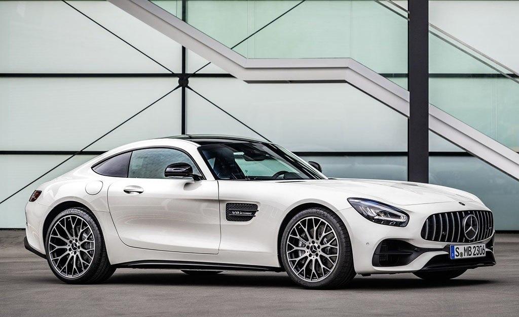 La familia Mercedes-AMG GT se renueva con interesantes novedades
