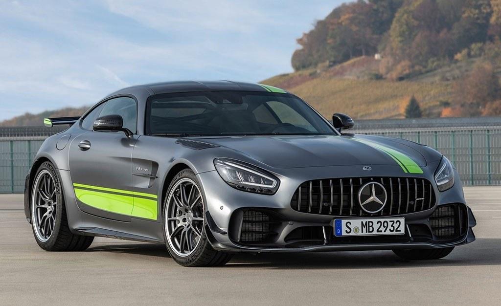 Mercedes-AMG GT R Pro, se presenta un nuevo tope de gama