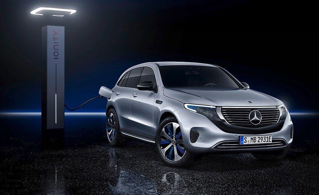 El nuevo Mercedes EQC comenzará su producción en primavera