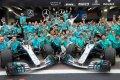 Las claves y los números del quinto título de Mercedes