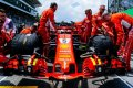 Los superblandos y un sensor, culpables de la mala carrera de Vettel