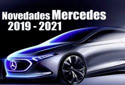 Desvelamos las fechas de comercialización de las novedades de Mercedes entre 2019 y 2021