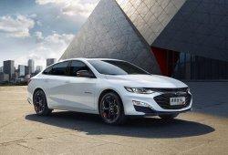 Chevrolet presenta los nuevos Monza RS y Malibu XL en Guangzhou