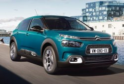 ¿Un Citroën C4 Cactus totalmente eléctrico? Se baraja su lanzamiento