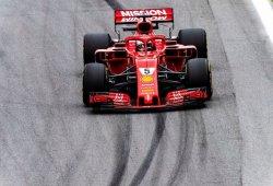 Ferrari, al asalto de Hamilton con los neumáticos blandos