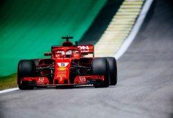 """""""Trabajo por hacer"""" y un tornillo suelto para un Vettel competitivo"""