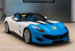 El nuevo Ferrari SP3JC realmente está basado en el F12 tdf de 780 CV