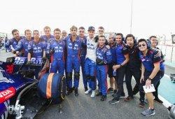 Honda despide a Hartley, al que considera pieza clave en la evolución del motor