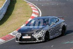 El nuevo y agresivo Lexus RC-F GT se muestra por primera vez