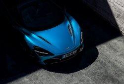 El nuevo McLaren 720S Spider será presentado el 8 de diciembre