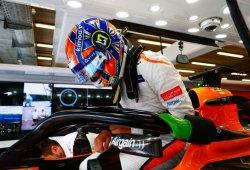 """Norris: """"Sería muy valioso que Alonso hiciese algún test"""""""