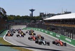Con dos pilotos sancionados, así queda la parrilla del GP de Interlagos