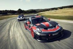 El nuevo Porsche 911 GT2 RS Clubsport es una bestia de 700 CV para pista