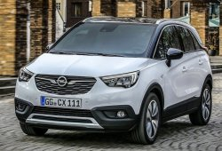 El Opel Crossland X también estrena la edición '120 Aniversario'