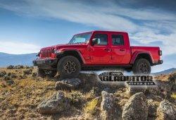 Sigue en directo la presentación del nuevo Jeep Gladiator 2020