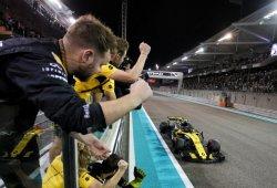 """Sainz se despide de Renault a lo grande: """"He demostrado de lo que soy capaz"""""""