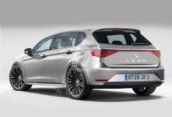 Adelantamos el diseño del SEAT León 2020 con una nueva recreación