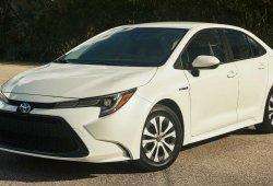 Toyota desvela el nuevo Corolla Hybrid para Norteamérica