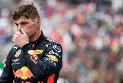 Verstappen y Ocon llegan a las manos en el box de la FIA tras su incidente