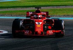 """Vettel y los neumáticos de 2019: """"No hay grandes diferencias"""""""