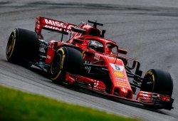 """Vettel pierde una nueva oportunidad: """"He tenido problemas con el coche"""""""