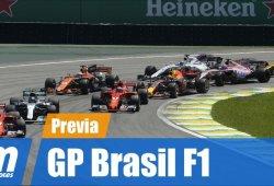 [Vídeo] Previo del GP de Brasil de F1 2018