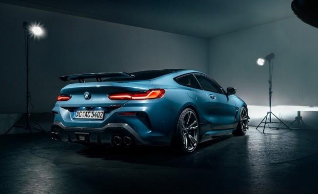 BMW Serie 8 Coupé preparado por AC Schnitzer