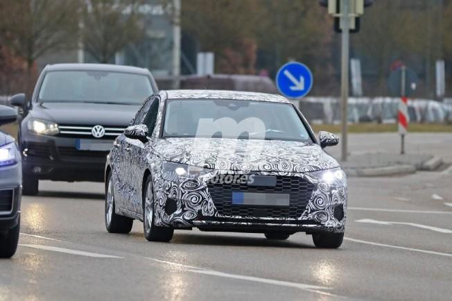 Audi A3 Sportback 2020 - foto espía