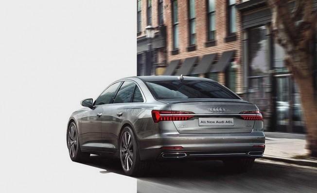 Audi A6 L 2019 - posterior