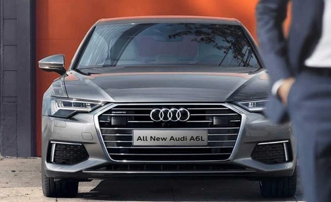 Audi A6 L 2019 - frontal