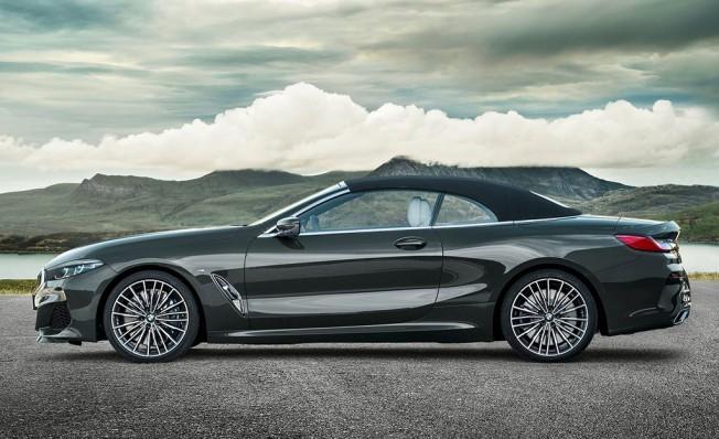 BMW Serie 8 Cabrio 2019 - lateral