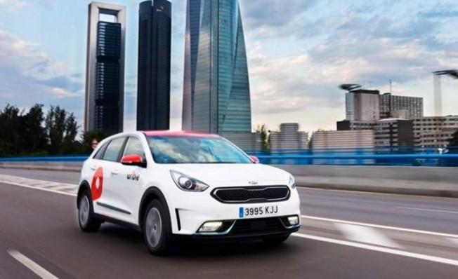 WiBLE, el servicio de car sharing de Kia y Repsol