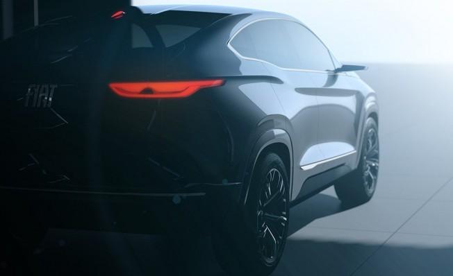 Fiat Fastback Concept - posterior