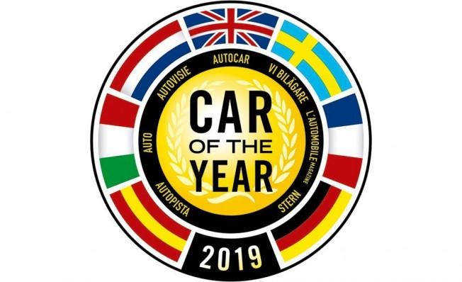 Finalistas del Coche del Año en Europa en 2019