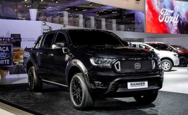 Ford Ranger Black Edition Concept