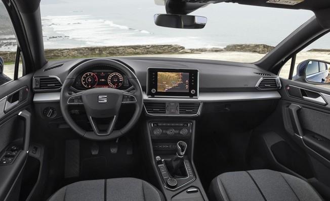 SEAT Tarraco - interior