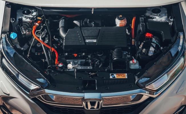 Honda CR-V Hybrid 2019 - motor
